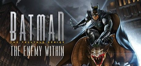Batman: The Enemy Within - The Telltale Series (Gamertag)