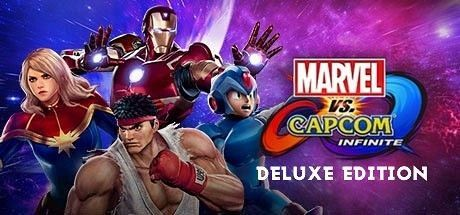 Marvel vs. Capcom: Infinite - Deluxe Edition (Gamertag)