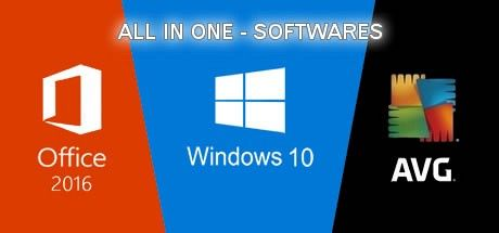 All in One Softwares (Softwares)