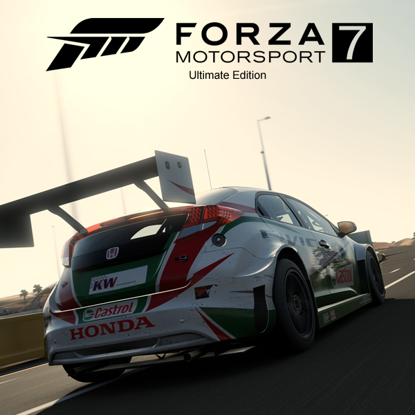 Forza Motorsport 7 Ultimate Edition (Gamertag)