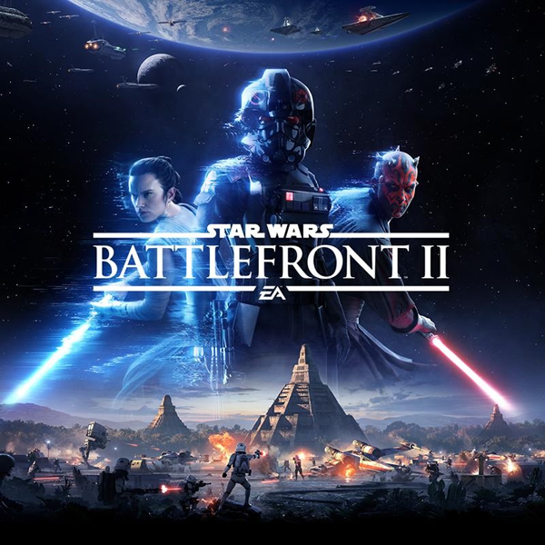 STAR WARS Battlefront II (PSN Mídia Digital Primária)