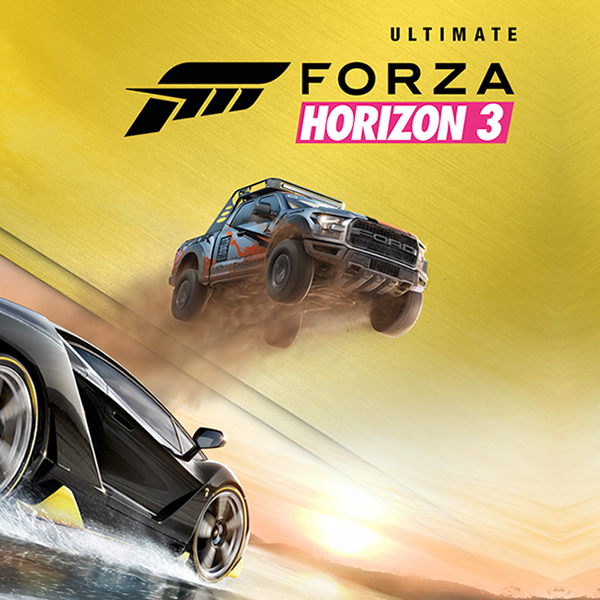 Forza Horizon 3 Ultimate (Gamertag)