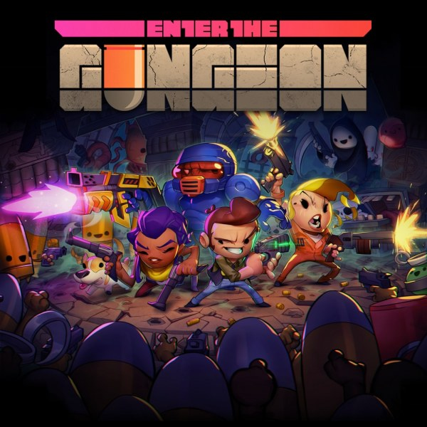 Enter The Gungeon (Gamertag)