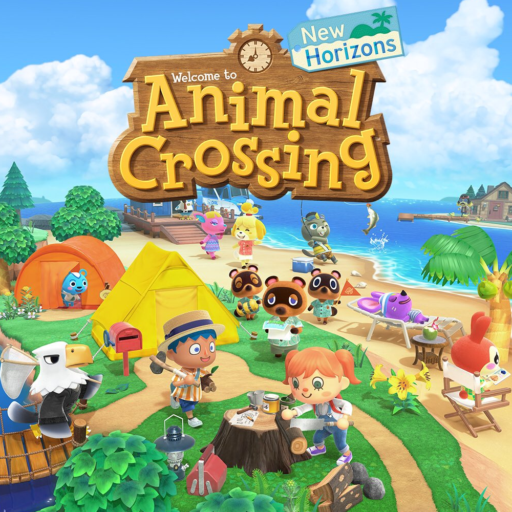 Animal Crossing New Horizons (Switch Mídia Digital Primária)