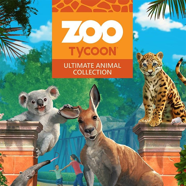 Zoo Tycoon: Ultimate Animal Collection (Gamertag)