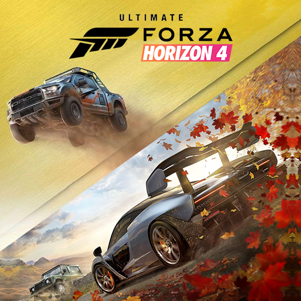 Forza Horizon 4 Ultimate Edition (Gamertag)