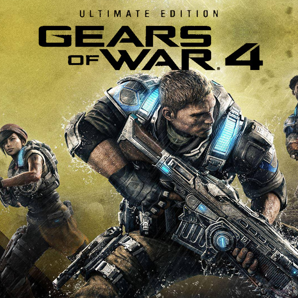 Gears of War 4 Ultimate Edition (Gamertag)