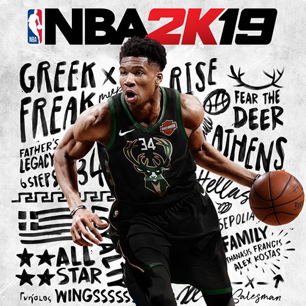 NBA 2K19 (PSN Mídia Digital Primária)