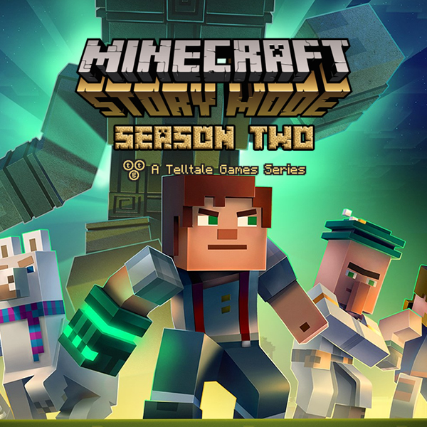 Minecraft: Story Mode - Season Two (Gamertag)
