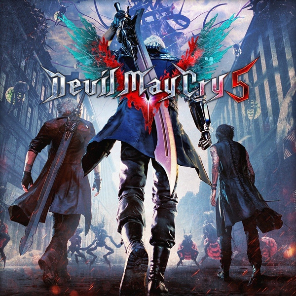 Devil May Cry 5 (PSN Mídia Digital Primária)