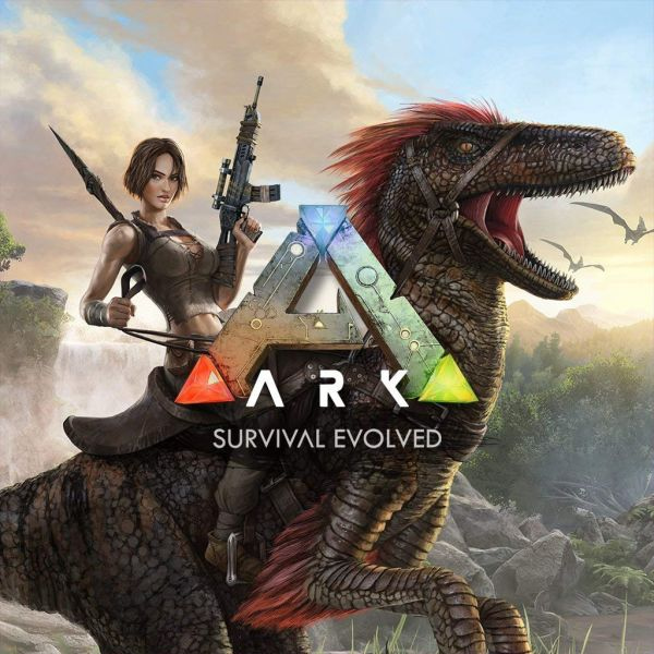 ARK: Survival Evolved (Gamertag)