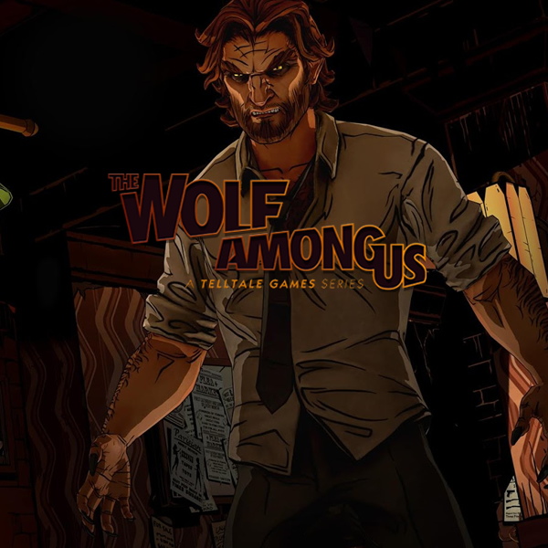 The Wolf Among Us - A Telltale Games Series (Gamertag)