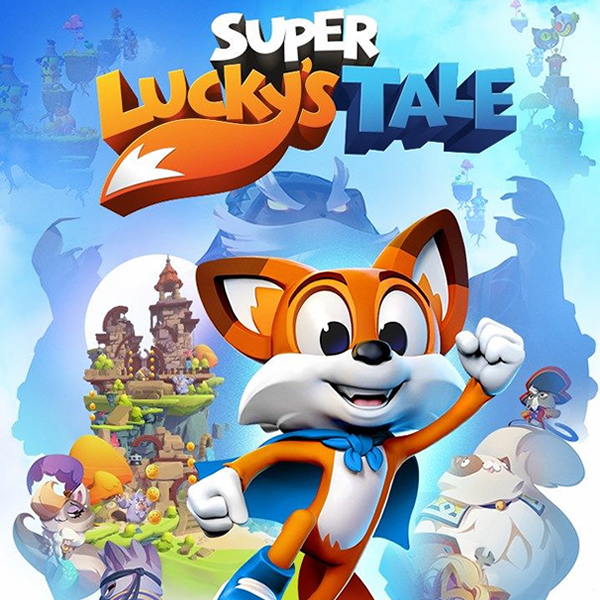 Super Lucky´s Tale (Gamertag)
