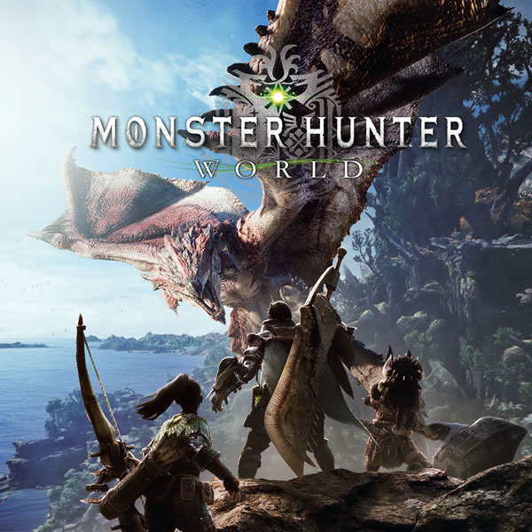 MONSTER HUNTER: WORLD (PSN Mídia Digital Primária)