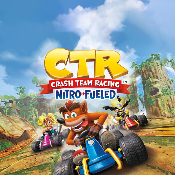 Crash Team Racing Nitro-Fueled (PSN Mídia Digital Primária)