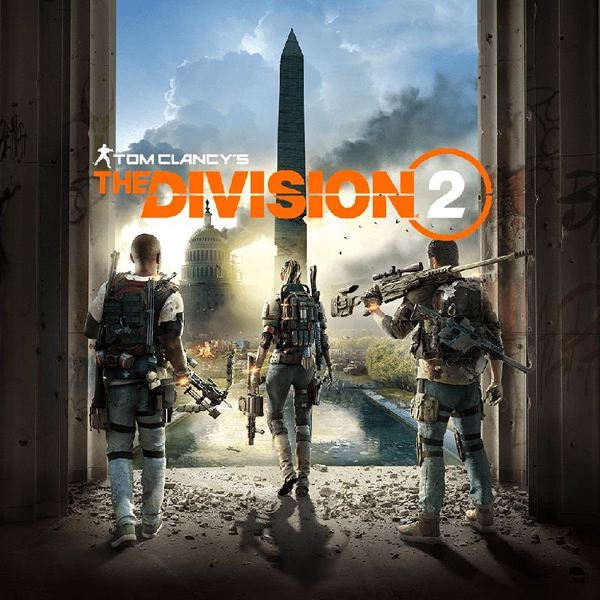 Tom Clancy The Division 2 (PSN Mídia Digital Primária)
