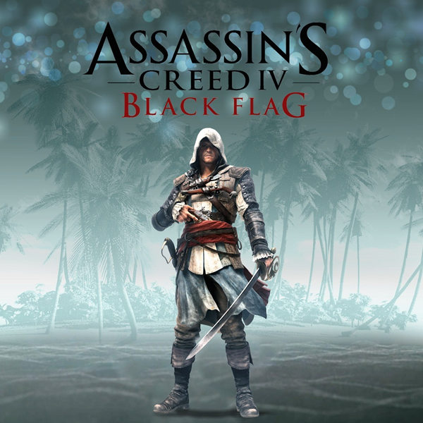 Assassins Creed IV Black Flag (PSN Mídia Digital Primária)