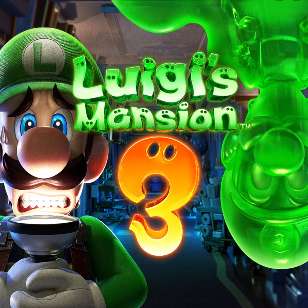 Luigi's Mansion 3 (Switch Mídia Digital Primária)