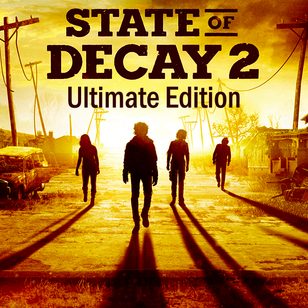 State of Decay 2: Ultimate Edition (Gamertag)