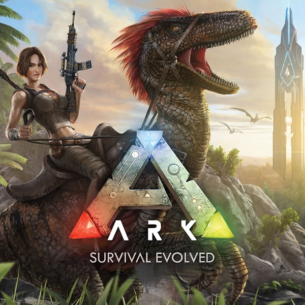 ARK: Survival Evolved (PSN Mídia Digital Primária)